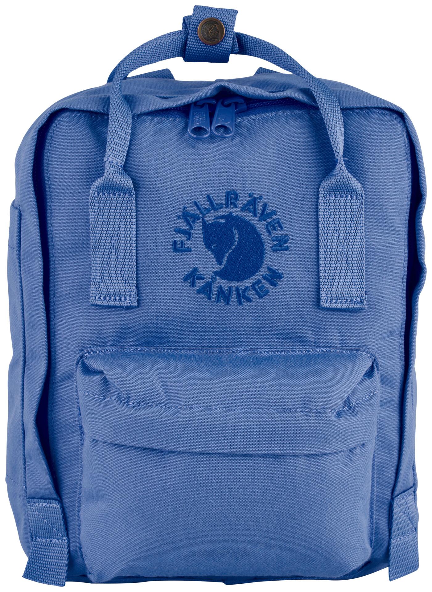 Fjällräven Re Kånken Mini Backpack Barn un blue